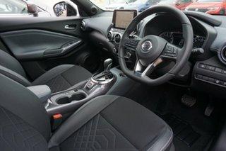 2021 Nissan Juke F16 ST-L DCT 2WD Fuji Sunset Red 7 Speed Sports Automatic Dual Clutch Hatchback