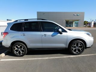 2015 Subaru Forester S4 MY15 2.5i-S CVT AWD Silver 6 Speed Constant Variable Wagon.