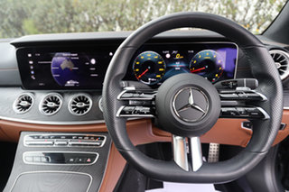 2020 Mercedes-Benz E-Class C238 801MY E300 9G-Tronic Selenite Grey 9 Speed Sports Automatic Coupe