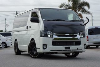 2017 Toyota HiAce KDH201R 4 Speed Automatic Van.