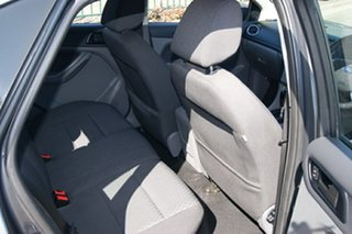 2010 Ford Focus LV MY11 LX Grey 4 Speed Automatic Hatchback