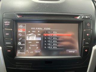 2017 Isuzu MU-X MY16.5 LS-M Rev-Tronic 4x2 Silver 6 Speed Sports Automatic Wagon