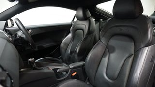2013 Audi TT 8J MY14 S Tronic Quattro White 6 Speed Sports Automatic Dual Clutch Coupe