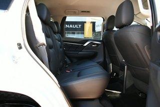 2018 Mitsubishi Pajero Sport QE MY19 GLS (4x4) 7 Seat White 8 Speed Automatic Wagon