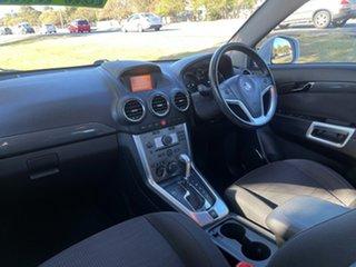 2012 Holden Captiva CG Series II 5 White 6 Speed Sports Automatic Wagon