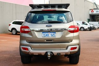 2017 Ford Everest UA Trend Gold 6 Speed Sports Automatic SUV