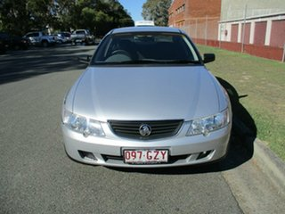 2002 Holden Commodore VY Executive Silver 4 Speed Automatic Sedan.