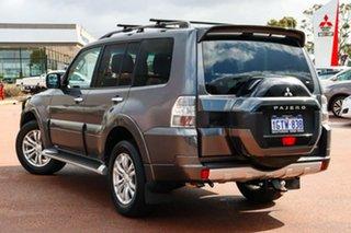 2018 Mitsubishi Pajero NX MY18 GLX Grey 5 Speed Sports Automatic Wagon.