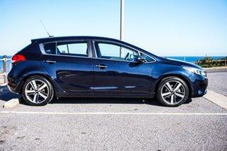2018 Kia Cerato YD MY18 Sport+ Blue 6 Speed Sports Automatic Hatchback.
