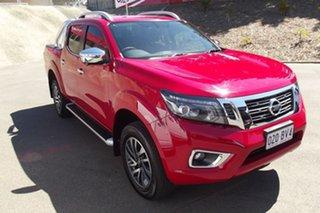 2020 Nissan Navara D23 MY21 ST-X Red 6 Speed Manual Utility.