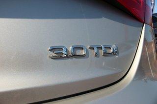 2012 Audi A4 B8 8K MY12 S Tronic Quattro Premium Silver 7 Speed CVT Multitronic Sedan