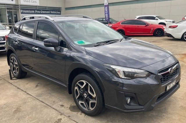 Used Subaru XV G5X MY18 2.0i-S Lineartronic AWD Chullora, 2018 Subaru XV G5X MY18 2.0i-S Lineartronic AWD Grey 7 Speed Constant Variable Wagon
