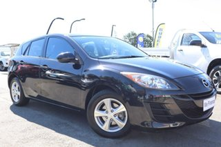 2009 Mazda 3 BL10F1 Neo Activematic Black 5 Speed Sports Automatic Hatchback.