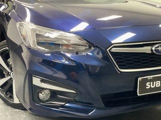 2018 Subaru Impreza G5 MY18 2.0i-S CVT AWD Blue 7 Speed Constant Variable Hatchback.