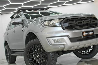 2016 Ford Everest UA MY17 Trend Grey 6 Speed Automatic SUV.