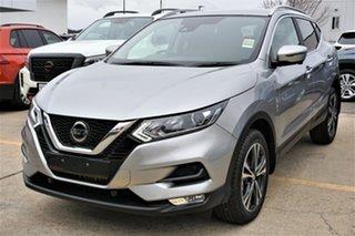 2021 Nissan Qashqai J11 SERIES 3 MY ST-L X-tronic Platinum 1 Speed Constant Variable Wagon.