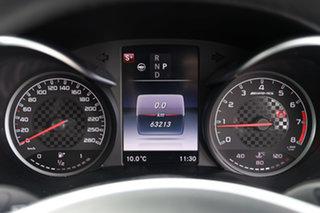 2016 Mercedes-Benz C-Class W205 807MY C43 AMG 9G-Tronic 4MATIC Obsidian Black 9 Speed