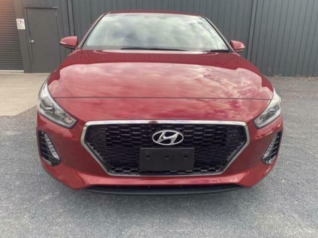 Used Hyundai i30 PD2 MY19 Active Wangaratta, 2019 Hyundai i30 PD2 MY19 Active Red 6 Speed Automatic Hatchback