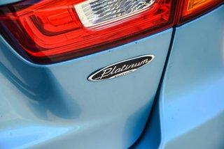 2012 Mitsubishi ASX XA MY12 2WD Blue 6 Speed Constant Variable Wagon