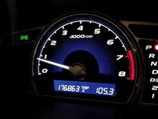 2006 Honda Civic 8th Gen VTi Metallic Silver 5 Speed Automatic Sedan