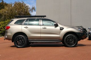 2017 Ford Everest UA Trend Gold 6 Speed Sports Automatic SUV.