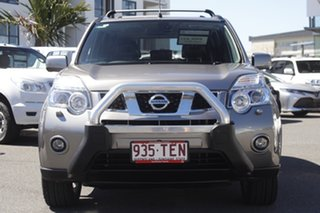 2013 Nissan X-Trail T31 Series V TI Grey 1 Speed Constant Variable Wagon.