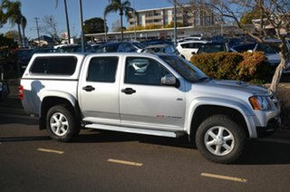 2010 Holden Colorado RC MY11 LT-R (4x4) Silver 4 Speed Automatic Crew Cab Pickup