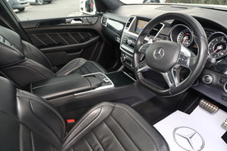 2012 Mercedes-Benz M-Class W166 ML63 AMG SPEEDSHIFT DCT Diamond White 7 Speed.