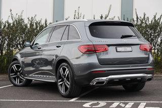 2021 Mercedes-Benz GLC-Class X253 801MY GLC300 9G-Tronic 4MATIC e Selenite Grey 9 Speed.