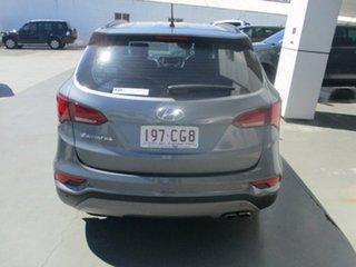 2017 Hyundai Santa Fe DM Series II (DM3)MY17 Active (4x4) Grey 6 Speed Automatic Wagon.