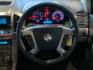 2011 Holden Captiva CG Series II 7 SX Gold 6 Speed Sports Automatic Wagon