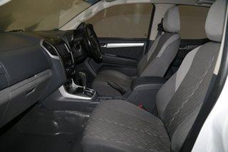 2014 Holden Colorado RG MY14 LX Crew Cab 4x2 White 6 Speed Sports Automatic Utility