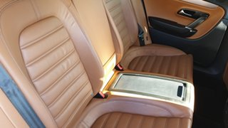 2011 Volkswagen Passat CC 3C MY12 125 TDI Black 6 Speed Direct Shift Coupe