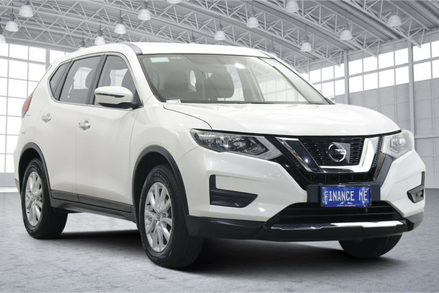 Used Nissan X-Trail T32 Series III MY20 ST X-tronic 4WD Victoria Park, 2020 Nissan X-Trail T32 Series III MY20 ST X-tronic 4WD White 7 Speed Constant Variable Wagon