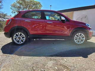 2016 Fiat 500X 334 Lounge AWD Red 9 Speed Sports Automatic Wagon.