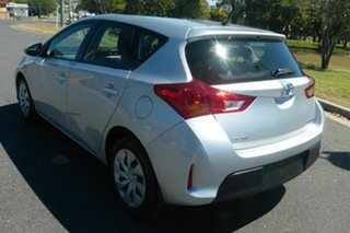 2014 Toyota Corolla ZRE182R Ascent S-CVT Silver 7 Speed Constant Variable Hatchback