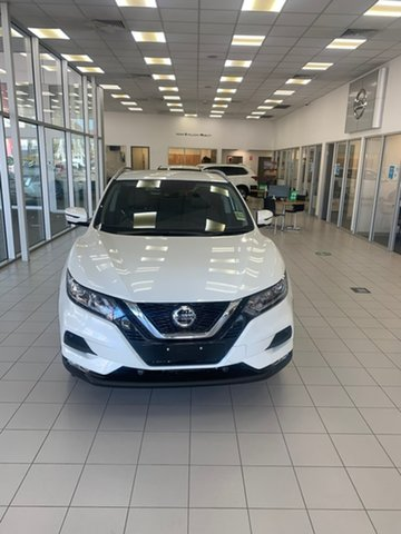 New Nissan Qashqai J11 Series 3 MY20 ST-L X-tronic Blacktown, 2021 Nissan Qashqai J11 Series 3 MY20 ST-L X-tronic Ivory Pearl 1 Speed Constant Variable Wagon