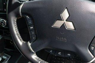 2018 Mitsubishi Pajero NX MY18 GLX Grey 5 Speed Sports Automatic Wagon