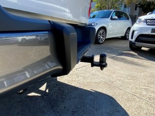 2020 Toyota Hilux GUN126R 4x4 Glacier White 6 Speed Automatic Dual Cab