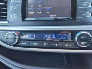2013 Toyota Kluger GSU55R GXL AWD White 6 Speed Sports Automatic Wagon
