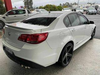 2013 Holden Commodore VF SS White 6 Speed Automatic Sedan