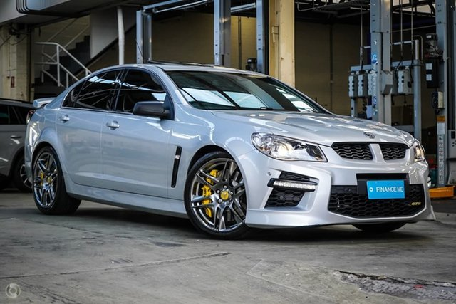 Used Holden Special Vehicles GTS Gen-F MY15 Parramatta, 2015 Holden Special Vehicles GTS Gen-F MY15 Black 6 Speed Sports Automatic Sedan
