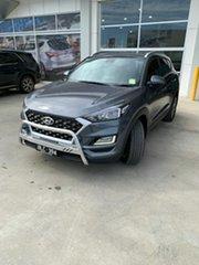 2020 Hyundai Tucson TL4 MY21 Active X 2WD Pepper Grey 6 Speed Automatic Wagon.