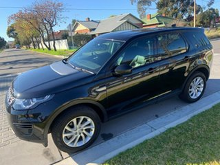 2016 Land Rover Discovery Sport LC MY16 SE Black 9 Speed Automatic Wagon.