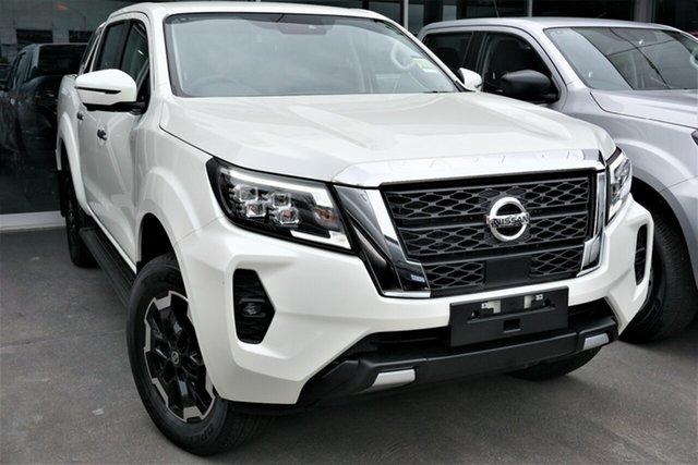 New Nissan Navara D23 MY21 ST-X Phillip, 2021 Nissan Navara D23 MY21 ST-X White Pearl 7 Speed Sports Automatic Utility