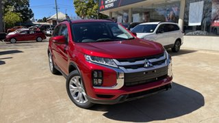 2021 Mitsubishi ASX Red Diamond Automatic Wagon.