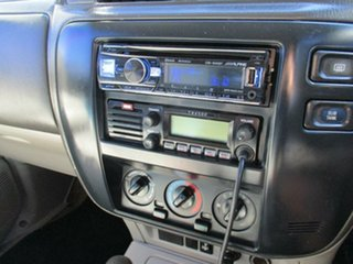 2003 Nissan Patrol GU III MY2003 ST Gold 5 Speed Manual Wagon