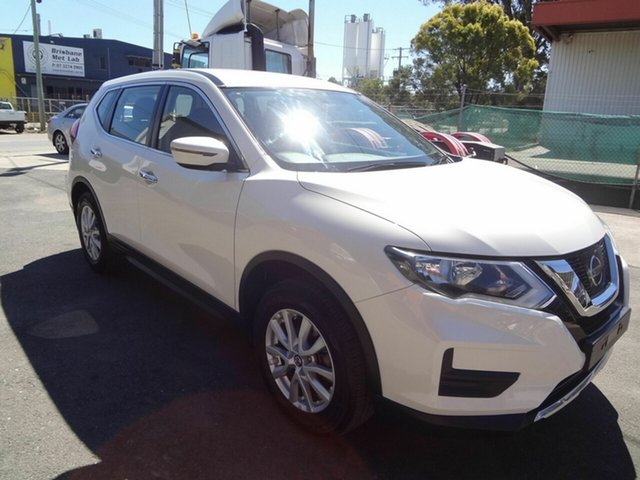 Used Nissan X-Trail T32 Series 2 ST (2WD) Coopers Plains, 2018 Nissan X-Trail T32 Series 2 ST (2WD) White Continuous Variable Wagon