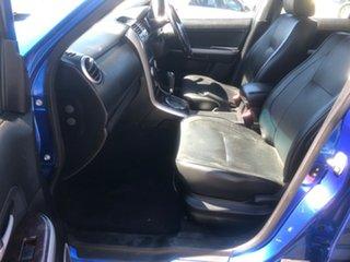 2007 Suzuki Grand Vitara JT Prestige (4x4) Blue 5 Speed Automatic Wagon