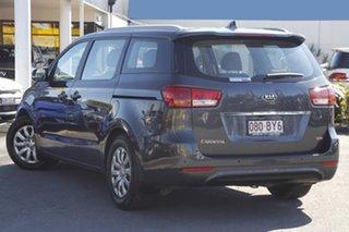 2016 Kia Carnival YP MY16 S Platinum Graphite 6 Speed Sports Automatic Wagon.